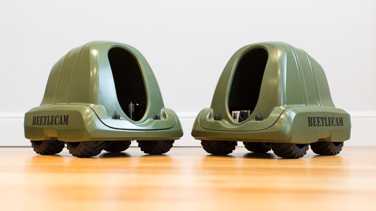 Two BeetleCams